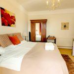 Bee Happy Guest room on 1st floor, can be set up as Double or Twin room